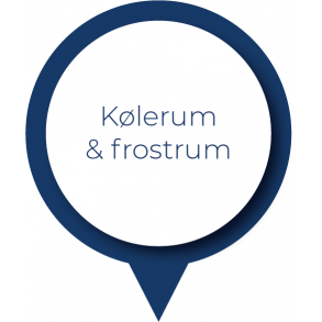 Kølerum & frostrum